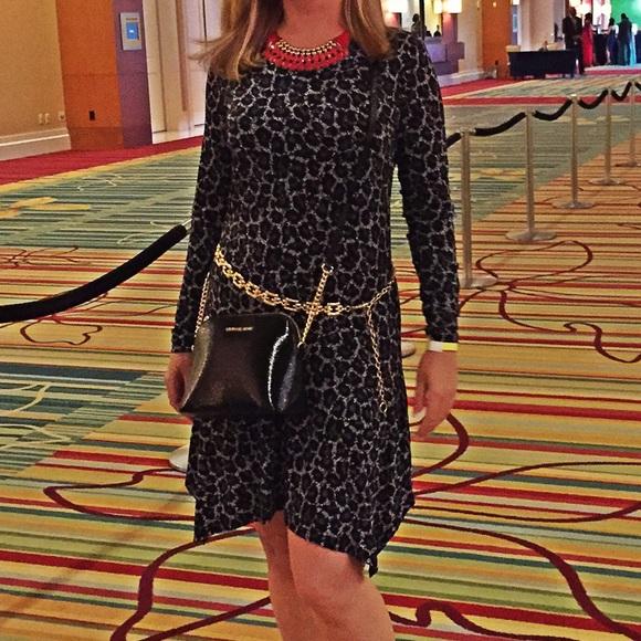 LIKE NEW ⭐️ MICHAEL KORS Long Sleeve Dress Size M